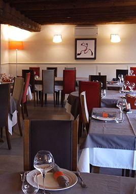 Nouvelle salle de restaurant au Saint Loup à Varennes le Grand 71