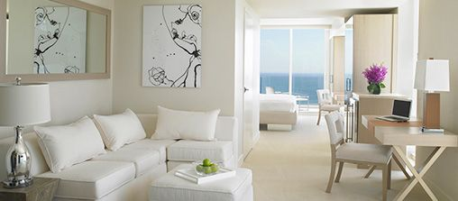 Our Suites at the Grand Beach Hotel Surfside. Miami