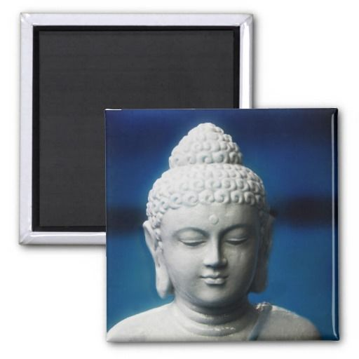 Buddha -  Enlightened One fridge magnet