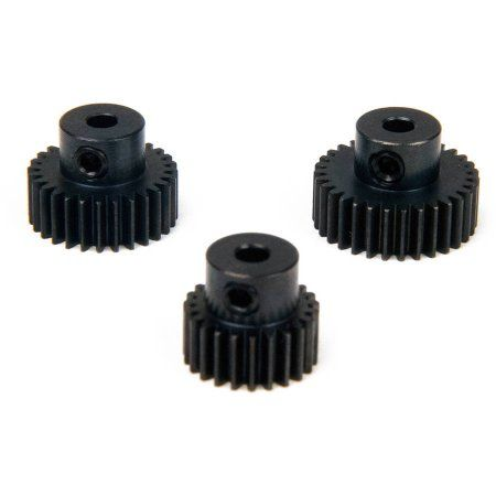 Speed Tuned Pinion Gear Set for Traxxas Grave Digger, 1:16