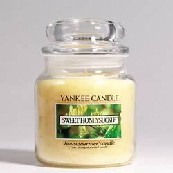 Yankee Candle - Sweet Honeysucke