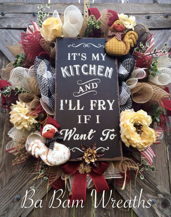 Rooster Wreath  Rooster Decor  Rooster Kitchen  Everyday Wreath  All Season  Wreath Best 25  Rooster decor ideas on Pinterest   Rooster kitchen  . Country Rooster Kitchen Decor. Home Design Ideas