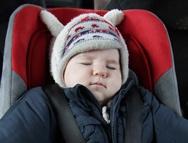 La importancia de las sillas de auto para niños. Infórmate más en www.achs.cl #safety #prevencion #kids