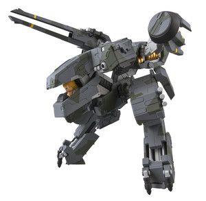 Metal Gear Rex - Metal Gear Solid VA D-Spec on Crunchyroll