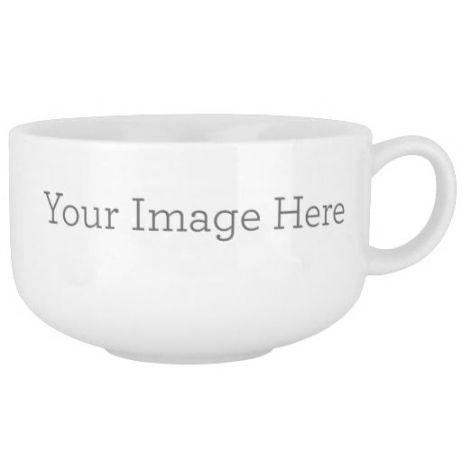 Create Your Own Soup Mug