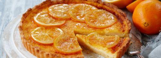 Portakallı Turta