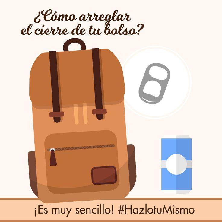Siempre suele pasar un pequeño accidente, aquí te dejamos un #Tip super fácil. #HazloTu