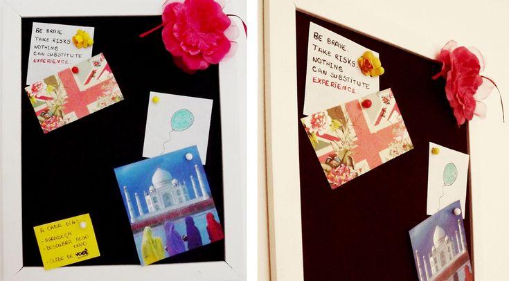Oltre 1000 idee su mural de recados su pinterest como for Como fazer um mural de recados