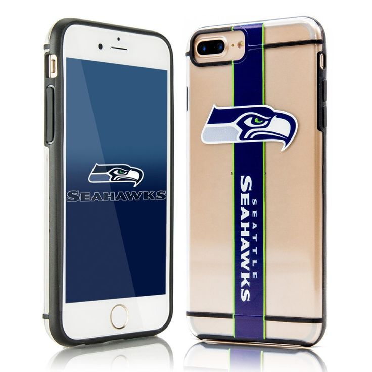 PROSPORT Hydro Clear iPhone 6s/6 Plus Case - SEATTLE SEAHAWKS