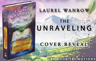 The Unraveling Cover Reveal (Steampunk Fantasy)‏