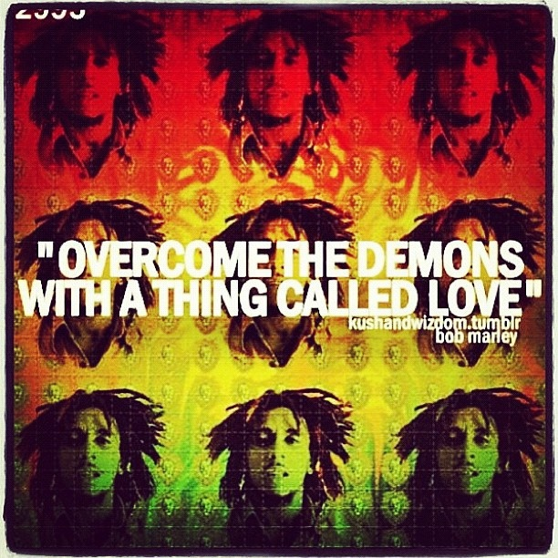 1 liked from instagram #bobmarley