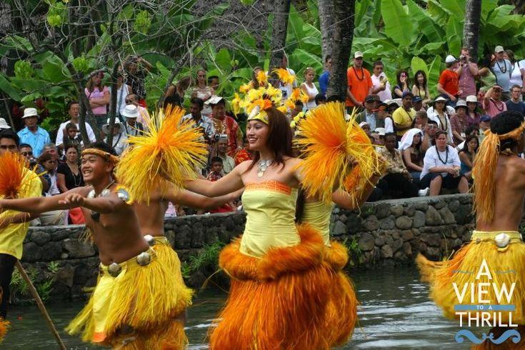 Polynesia center