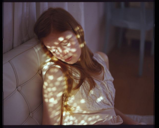 Spotted light, medium format :: by Bimbi Gardel, via Flickr