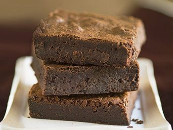 Baked's spicy brownie: Brownies spiced with ancho chiles.