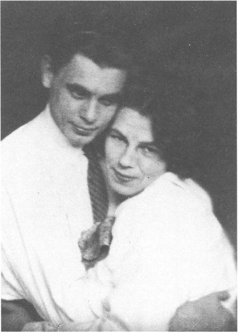 Joris Ivens et Germaine Krull