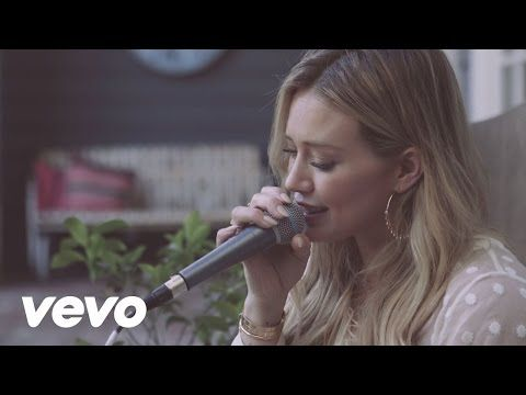 Listen To The Song Ed Sheeran Wrote For Hilary Duff