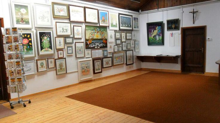 Gallery of Josip Generalić