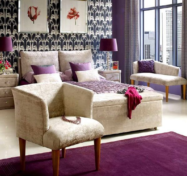 Homify S Best Purple Bedroom Ideas: 17 Best Ideas About Royal Purple Bedrooms On Pinterest