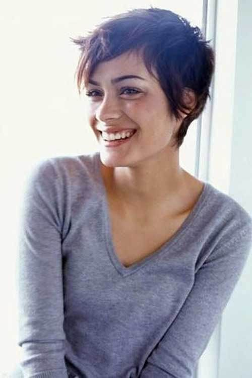 15 Messy Pixie Cuts: #3. Fine Messy Pixie Haircut