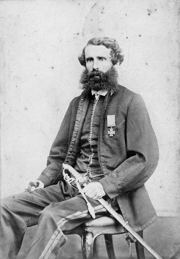 Charles Heaphy | NZHistory, New Zealand history online
