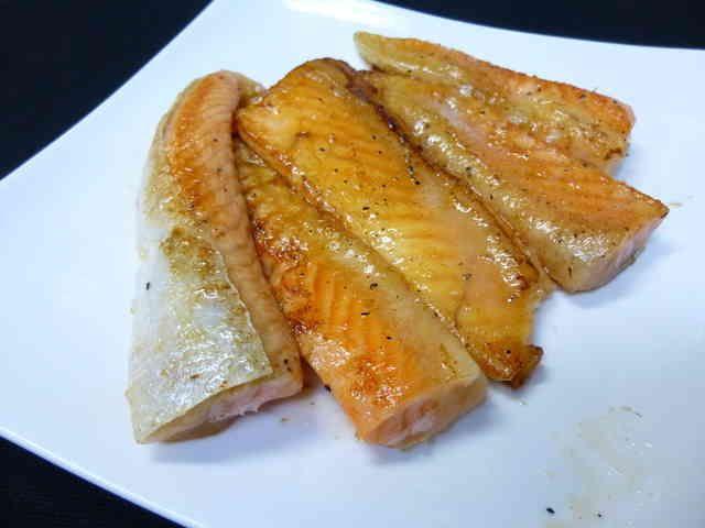 鮭ハラスのソテーの画像