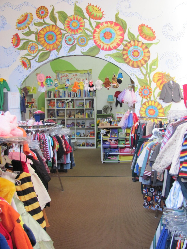 Sweetpea's - Children's Consignment Heaven located in scenic Sellwood