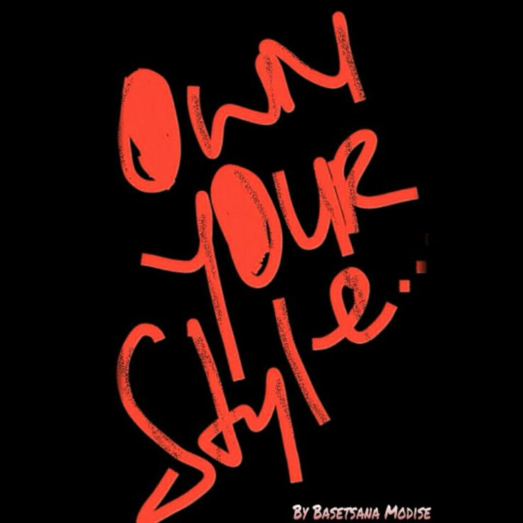Own Your Style