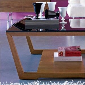 Element Coffee Table Square