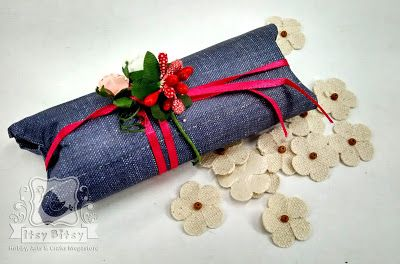 Itsy Bitsy - The Blog place: Festive Gift hamper