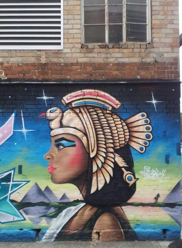 Street Art - Newtown, Sydney, Australia Raine & Horne Approved #rhnewtown