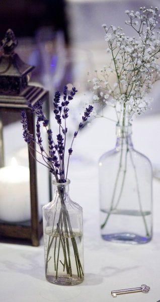 I love how sweet lavender looks