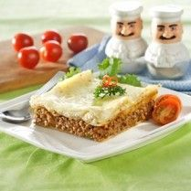 STEAMED BEEF AND CHEESE LASAGNA http://www.sajiansedap.com/mobile/detail/17111/steamed-beef-and-cheese-lasagna