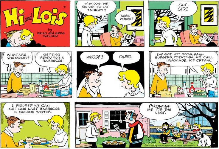 197 Bedste HI og Lois billeder på Pinterest Tegneserier-6286