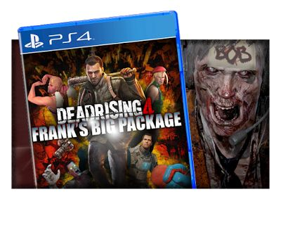 Dead Rising 4: Frank's Big Package Now for PlayStation 4     Story of Dead Rising 4    Dead Rising 4  takes place sixteen years after ...