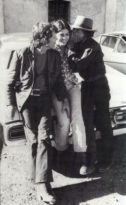 Kris Kristofferson, Rita Coolidge & Bob Dylan
