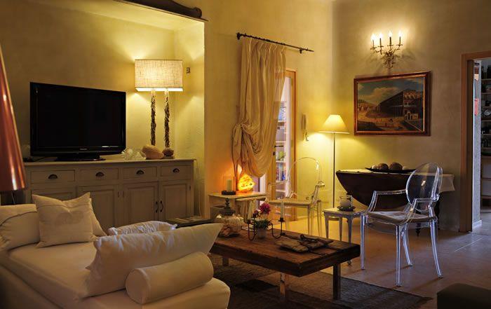 Masseria Picca Picca -  sala interna