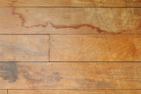 Here are a few steps that you can take to repair a hardwood floor that has suffered water damage.
