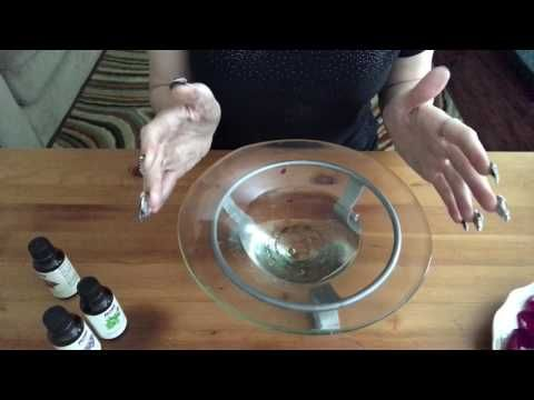 How to Baptize a Hoodoo Candle - YouTube - Pinned by The Mystic's Emporium on Etsy