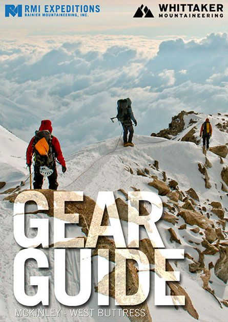 Mountaineering Gear Guides | RMI Expeditions