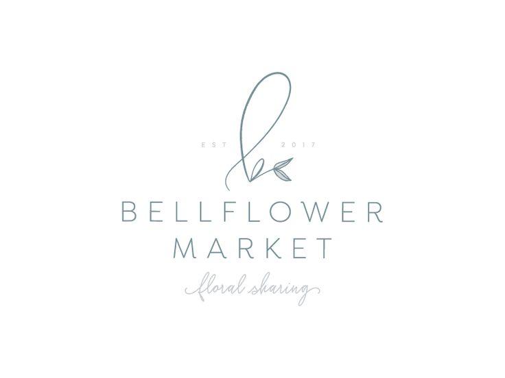 Bellflower Market Logo