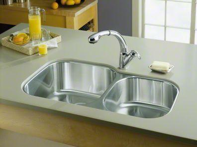 "Kohler Undertone K-3356 36"" sink for outdoor kitchen-Purchased."