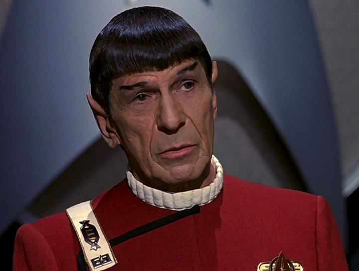 St. Spock: Some Spiritual Thoughts on Leonard Nimoy's Greatest Character