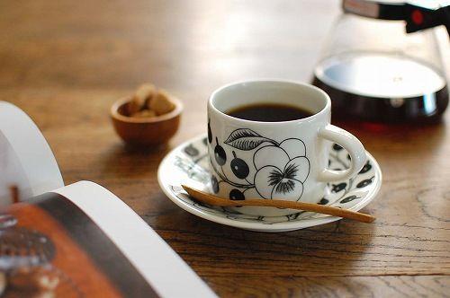 ~アラビア~コーヒーカップ&ソーサー