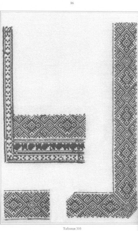 Gallery.ru / Фото #78 - Carpathian Ghutsul Ethnicity Stitching Part 1 - thabiti