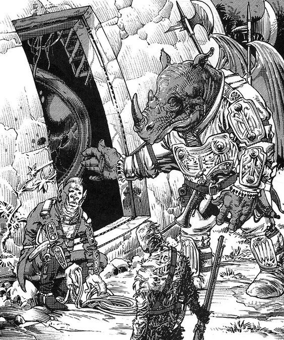 45 best gamma world images on pinterest art posters fantasy art gamma world mutant master 1992 art by mark nelson gumiabroncs Choice Image