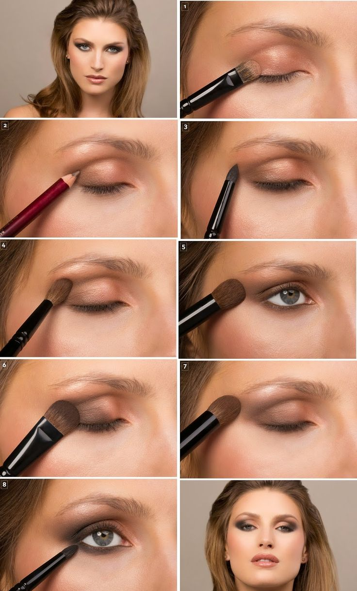 How to :Sultry , Smokey Eye Makeup Tutorials / Best LoLus Makeup Fashion