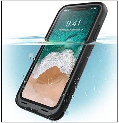 Are you exploring IP68 underwater case for your iPhone X get here the best iPhone X waterproof cases for swimming, bath, beach protected