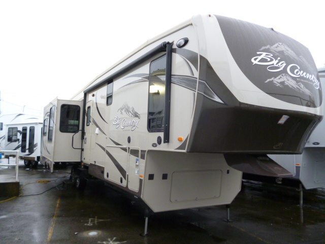 2012 Heartland Big Country BC 3510RL for sale | Lot A- 20383 #10 Hwy Langley, BC