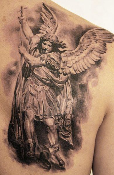 Tattoo Artist - Dmitriy Samohin | Tattoo No. 6245