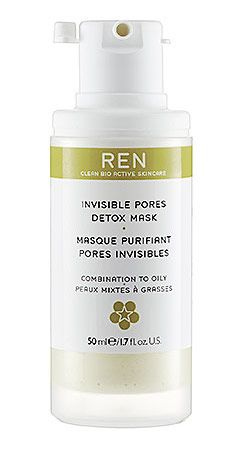Invisible Pores Detox Mask by Ren // #Skincare